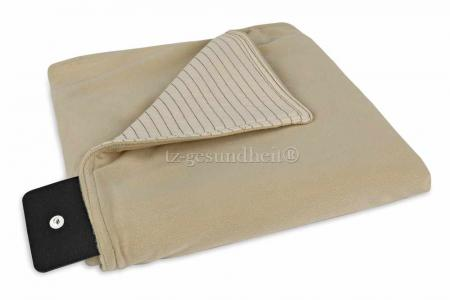 Erdungsprodukte® Blanket Plush Pad 50x75 cm with cable & plug