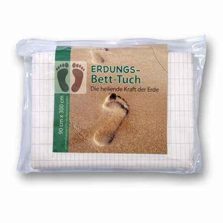 Erdungsprodukte® grounding sheet 90 x 200 cm