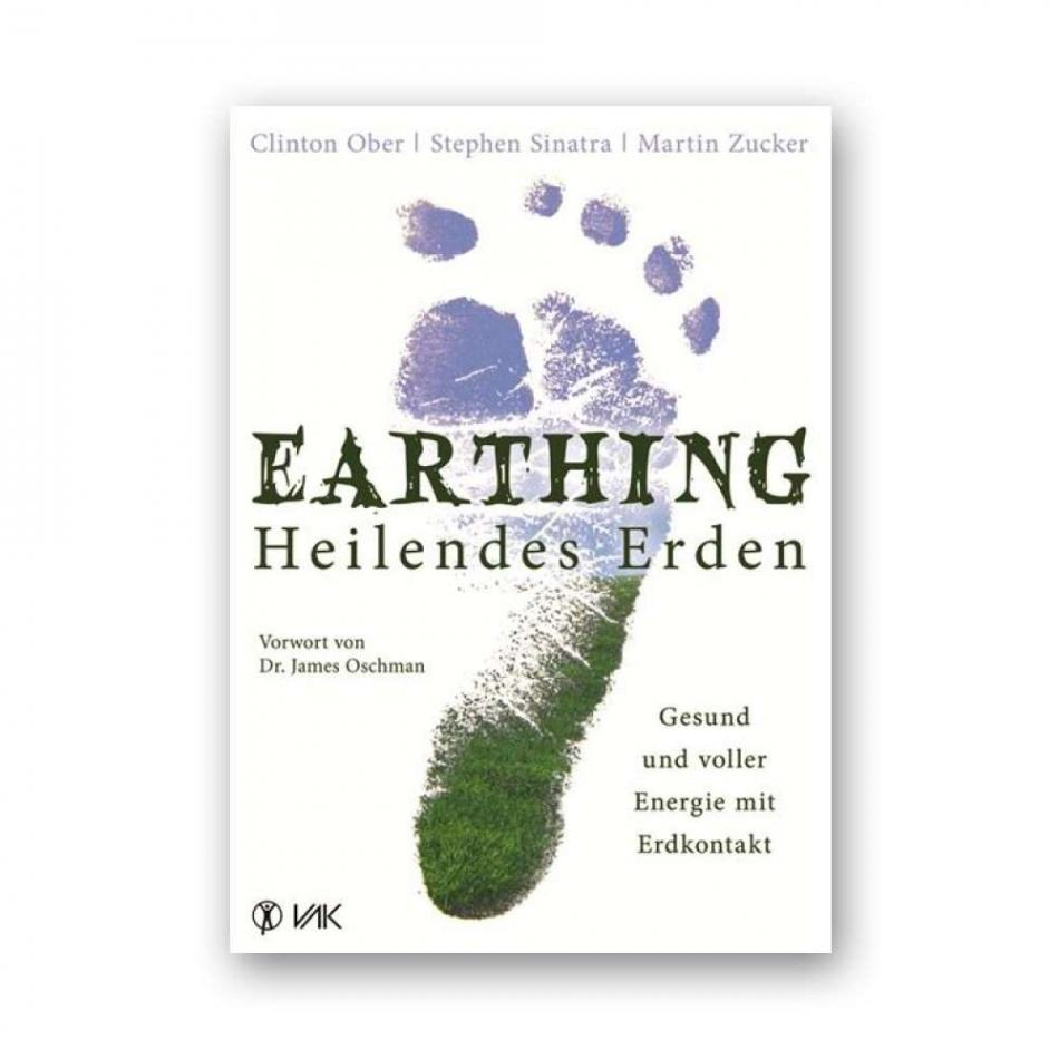 Earthing Heilendes Erden the book