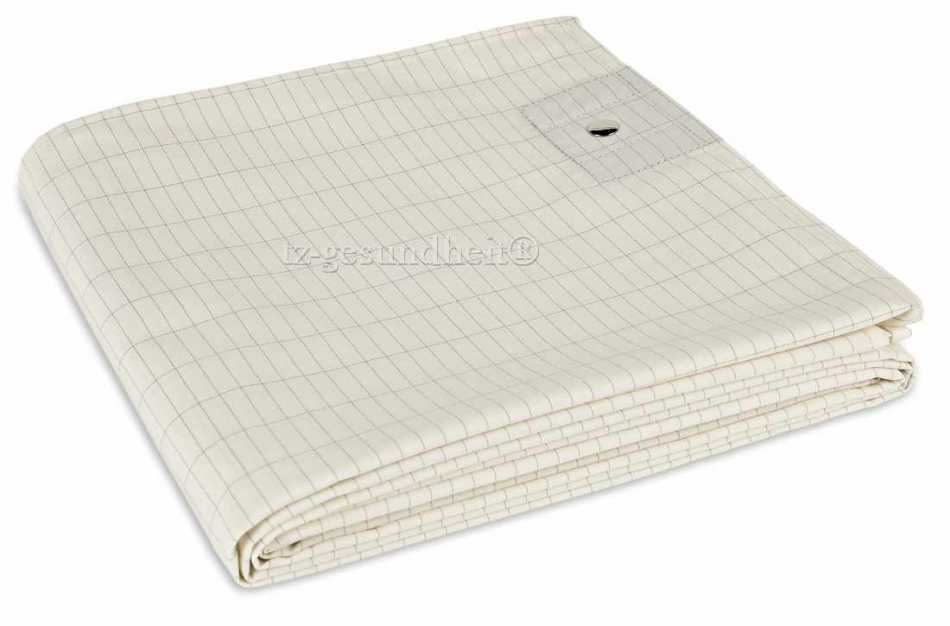 Erdungsprodukte® Grounding Sheet 155 x 240 cm