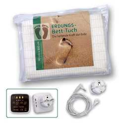 Earthing Set: Earthing Sheet, Socket Tester
